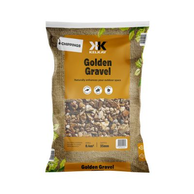 Golden Gravel 20kg Bag