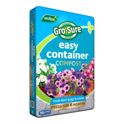 Westland Gro-Sure Easy Container Compost 50L