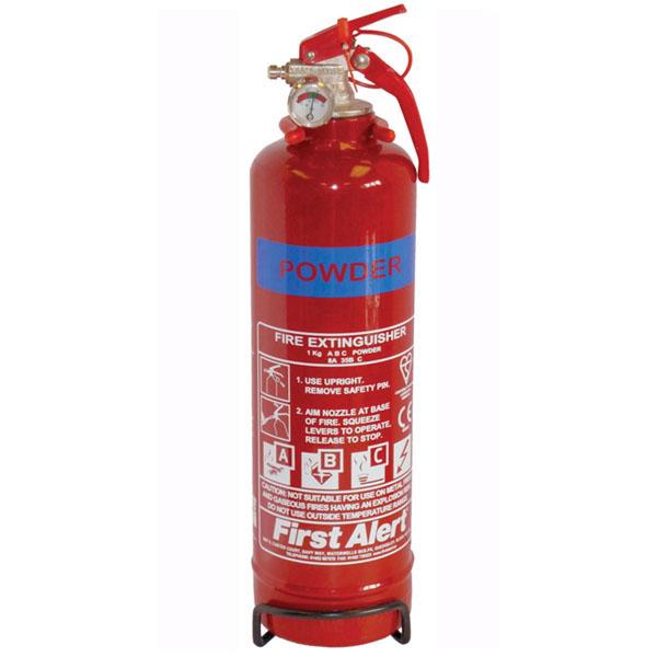 First Alert Dry Powder Extinguisher 2kg