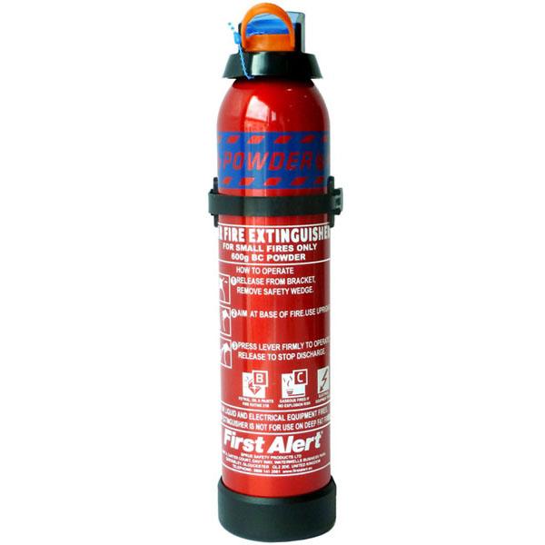 First Alert Dry Powder Extinguisher 600g