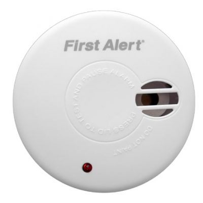First Alert Hush Button Smoke Alarm SA300Q