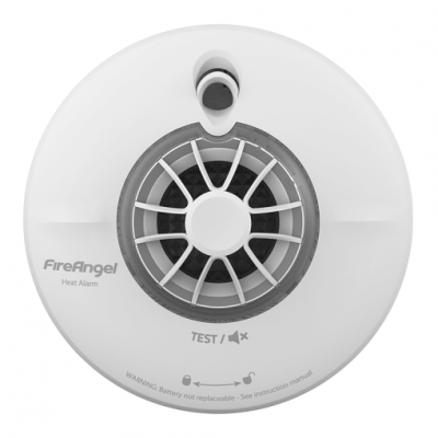 FireAngel Sealed for Life Heat Alarm HT630