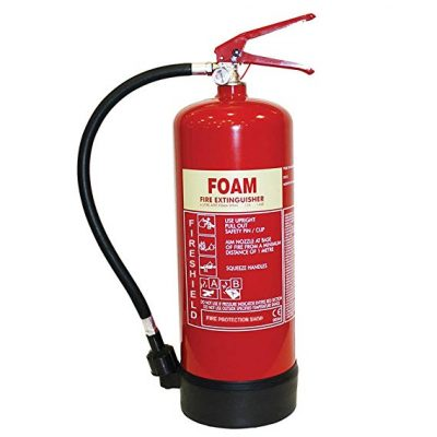 FireBlitz AFFF Foam Fire Extinguisher with Gauge
