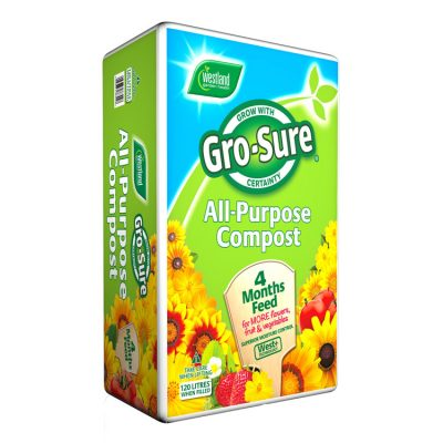 Westland Gro-Sure All Purpose Compost 120L