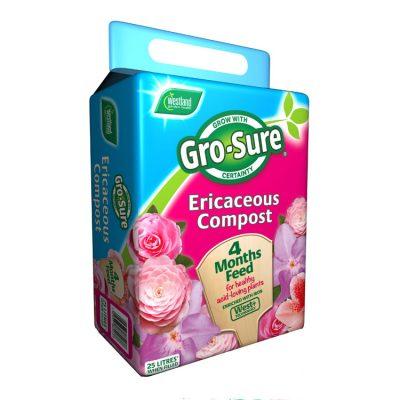 Westland Gro-Sure Ericaceous Compost 25L