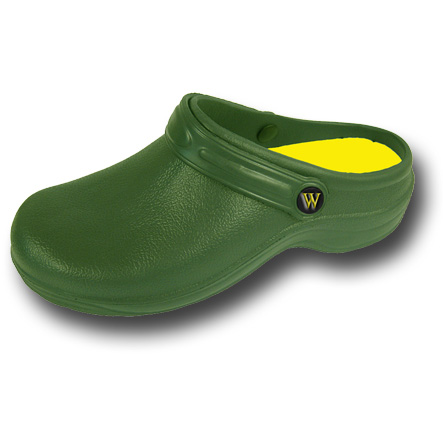 Womens Garden Clogs Overt Locke