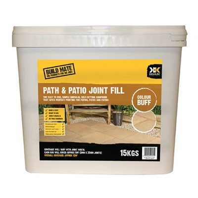 Patio Joint Fill Buff