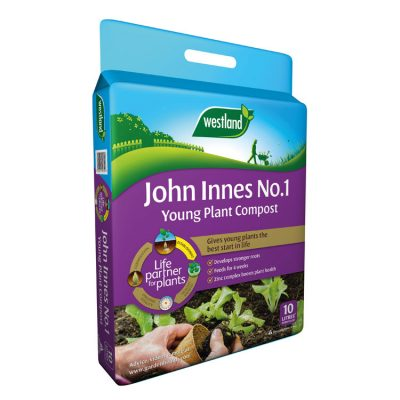 John Innes No 1 Young Plant Compost 10L