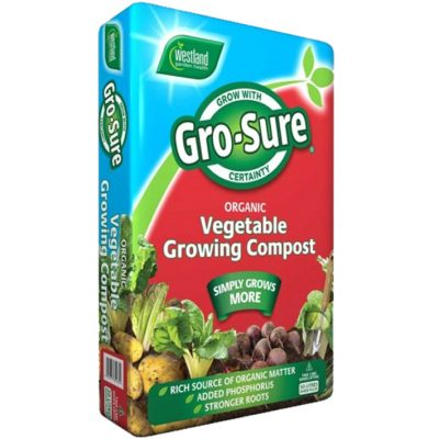 Westland Gro-Sure Vegetable Growing Compost 50L