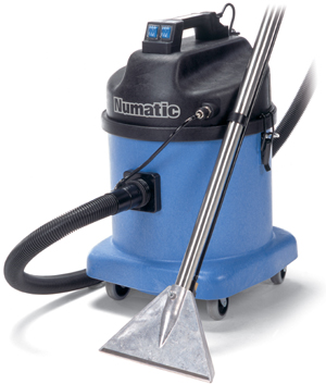 Carpet Cleaning System Hire