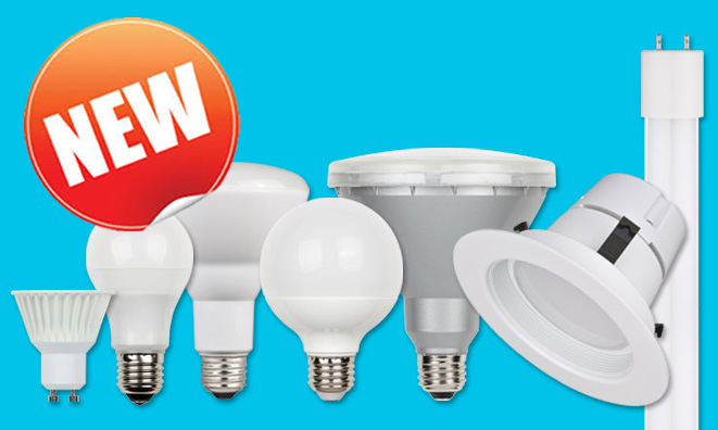 LED Light Bulbs NOW IN STOCK
