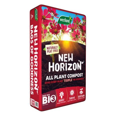 Westland New Horizon Peat Free Compost 60L
