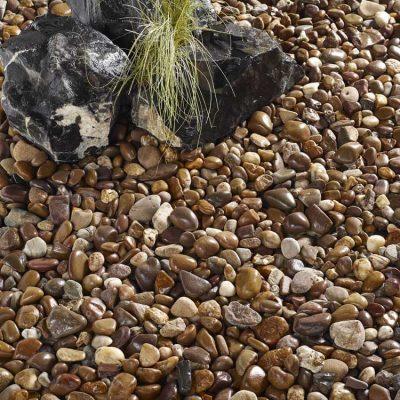Coastal Pebbles Wet LS