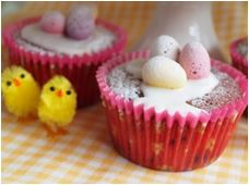 EASTER SIMNEL MUFFINS RECIPE – a delicious twist on an Easter favourite