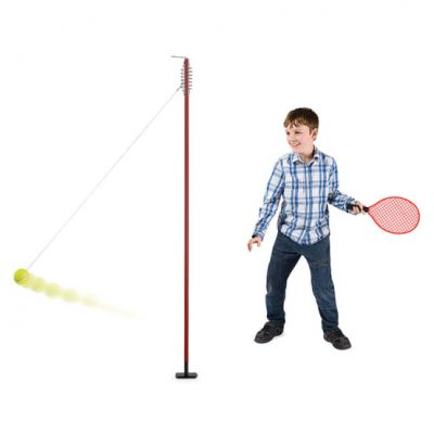 Metal Swing Tennis Set