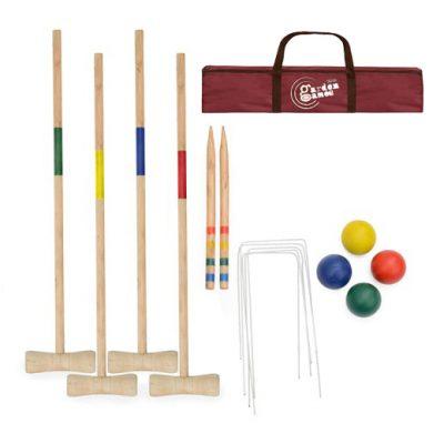 Toyrific Garden Croquet Set