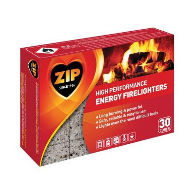 Zip High Performance Energy Firelighters