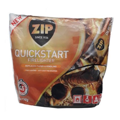 Quickstart firelighters pack