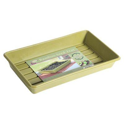Haxnicks Bamboo Seed Tray