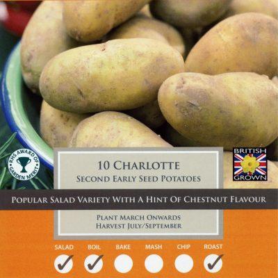 Taylors Bulbs Potato Taster Pack - Charlotte