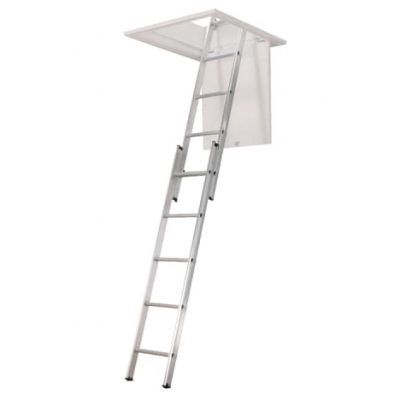 Abru Loft Ladder - 2 Section