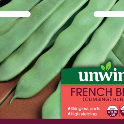 Unwins Seeds French Bean Hunter