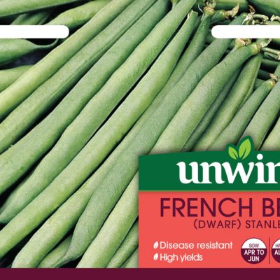 Unwins Seeds French Bean Stanley