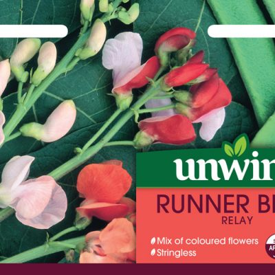 Unwins Seeds Runner Bean Relay