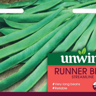 Unwins Seeds Runner Bean Streamline