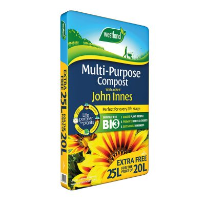 Multi-Purpose Compost with John Innes